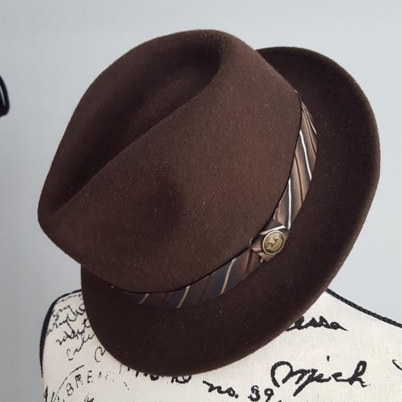 cbbc7000333 Goorin Brothers Other - Men s Goorin wool felt hat in Brown